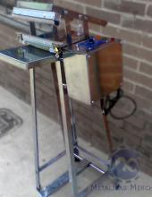 Selladora horizontal sello  30 cms Controlada por pirómetro