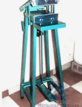 Selladora horizontal de calor constante Controlada por pirómetro